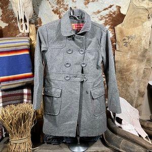Dollhouse Women's Trench Coat Size M 10/12